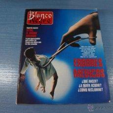 Coleccionismo de Revista Blanco y Negro: REVISTA:BLANCO Y NEGRO,Nº3878,M.RODRIGUEZ DE LA FUENTE,ERRORES MEDICOS,SOMALIA,CONCHA VELASCO. Lote 49389282