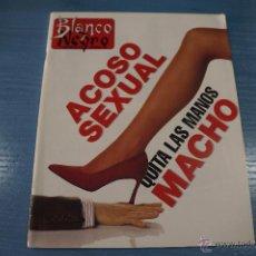 Coleccionismo de Revista Blanco y Negro: REVISTA:BLANCO Y NEGRO,Nº3779,LUZ CASAL, CARLOS SAINZ,VICTOR ULLATE,DANA ANDREWS. Lote 49391479