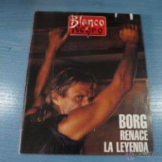 Coleccionismo de Revista Blanco y Negro: REVISTA:BLANCO Y NEGRO,Nº3743,LOS PANCHOS,CARLOS MURCIANO,LETICIA SABATER,JULIA ROBERTS. Lote 49393223