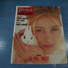 Coleccionismo de Revista Blanco y Negro: REVISTA:BLANCO Y NEGRO,Nº3735,ARANCHA ARGÜELLES,ENRIQUE FERNANDEZ MIRANDA,MANOLO MILLARES. Lote 49393382