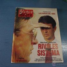 Coleccionismo de Revista Blanco y Negro: REVISTA:BLANCO Y NEGRO,Nº3818,JOHAN CRUYFF,SIGOURNEY WEAVER,SEAN CONNERY,MÓNICA MOLINA. Lote 49425329