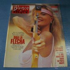 Coleccionismo de Revista Blanco y Negro: REVISTA:BLANCO Y NEGRO,Nº3815,LORETO VALVERDE,PERET,ANA ALVAREZ,LADY HELEN WINDSOR. Lote 49425465