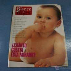 Coleccionismo de Revista Blanco y Negro: REVISTA:BLANCO Y NEGRO,Nº3793,SANCHO GRACIA,FERNANDO REY,GINGER ROGER,ARANCHA DEL SOL. Lote 49457689