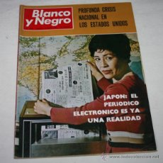 Coleccionismo de Revista Blanco y Negro: BLANCO Y NEGRO Nº 3028, 16 MAYO 1970, CHARLES MANSON ACUSADO DE ASESINATO, TORERO JOSELITO, REVISTA. Lote 50963657