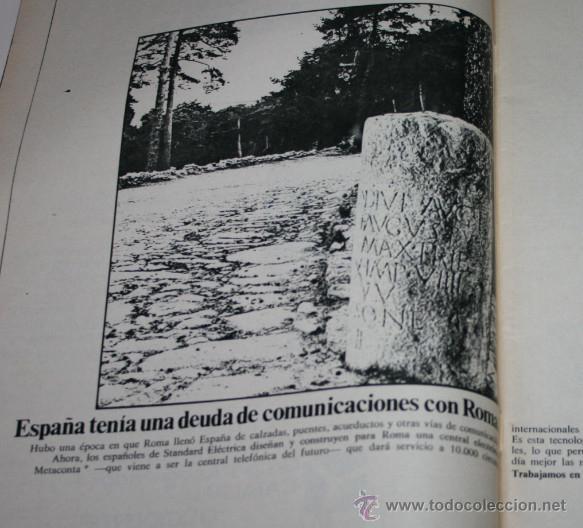 Coleccionismo de Revista Blanco y Negro: BLANCO Y NEGRO Nº 3205, 6 OCTUBRE 1973, CHILE, VIOLENCIA EN ARGENTINA, FRANCO 37 AÑOS, RUMANIA - Foto 2 - 50963849