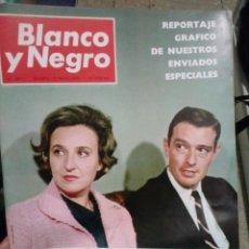 Coleccionismo de Revista Blanco y Negro: BLANCO Y NEGRO AÑO 1967 BODA DE LA INFANTA PILAR. Lote 51021771