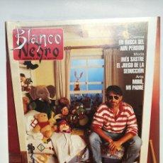 Coleccionismo de Revista Blanco y Negro: BLANCO Y NEGRO Nº3862 STEVEN SPIELBERG, RICHARD GERE, ELSA ANKA, JESÚS VAZQUEZ, GUNS N'ROSES. Lote 51206012