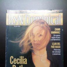 Coleccionismo de Revista Blanco y Negro: REVISTA BLANCO Y NEGRO Nº37 CECILIA ROTH, ROCÍO DURCAL, GENE HACKMAN, JORDI BOIXADERA. Lote 51404119