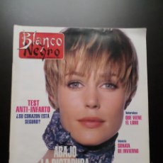 Coleccionismo de Revista Blanco y Negro: BLANCO Y NEGRO Nº3893 MELANI GRIFFITH, AMPARO BARÓ, LUÍS GARCÍA BERLANGA, RAPHAEL. Lote 51405450