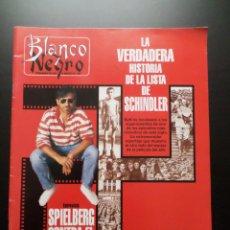 Coleccionismo de Revista Blanco y Negro: BLANCO Y NEGRO Nº3897 ? SPIELBERG, NAZISMO, ESPERANZA CAMPUZANO, MANUEL PERTEGAZ, ÁNGELES CASO. Lote 51405565