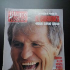 Coleccionismo de Revista Blanco y Negro: BLANCO Y NEGRO Nº3906 NICOLE KIDMAN, EL CORDOBÉS, ROCÍO JURADO, DIANE KEATON, WHOOPI GOLBERG. Lote 51406549