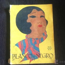 Coleccionismo de Revista Blanco y Negro: BLANCO Y NEGRO NÚMERO 2337 - MAYO 1936. Lote 52010788