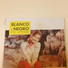 Coleccionismo de Revista Blanco y Negro: REVISTA BLANCO Y NEGRO Nº 2495- FEBRERO 1960 - CRISTINA KAUFMANN - ACTRIZ ALEMANA EN MALLORCA. Lote 52147691