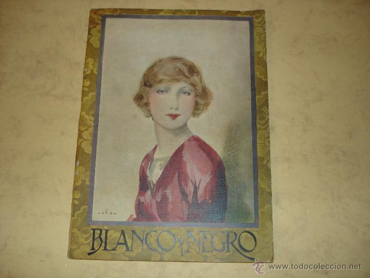 BLANCO Y NEGRO Nº 1813 - FEB. 1926 (Coleccionismo - Revistas y Periódicos Modernos (a partir de 1.940) - Blanco y Negro)