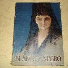 Coleccionismo de Revista Blanco y Negro: BLANCO Y NEGRO Nº 1817 - MAR.. 1926. Lote 52453935