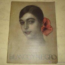 Coleccionismo de Revista Blanco y Negro: BLANCO Y NEGRO Nº 1816 - MAR.. 1926. Lote 52454019
