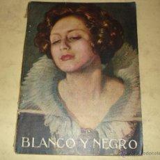 Coleccionismo de Revista Blanco y Negro: BLANCO Y NEGRO Nº 1832 - JUN.. 1926. Lote 52454265