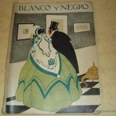 Coleccionismo de Revista Blanco y Negro: BLANCO Y NEGRO Nº 1796 - OCT. 1925. Lote 52756306