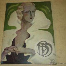 Coleccionismo de Revista Blanco y Negro: BLANCO Y NEGRO Nº 2144 - JUN. 1932. Lote 52756344