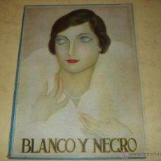 Coleccionismo de Revista Blanco y Negro: BLANCO Y NEGRO Nº 1825 - MAY. 1926. Lote 53033969