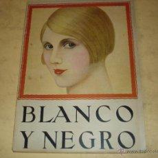 Coleccionismo de Revista Blanco y Negro: BLANCO Y NEGRO Nº 1826 - MAY. 1926. Lote 53034012