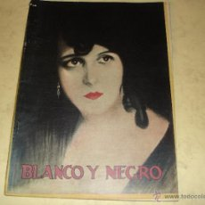Coleccionismo de Revista Blanco y Negro: BLANCO Y NEGRO Nº 1818 - MAR. 1926 . Lote 53039348