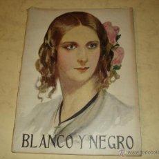 Coleccionismo de Revista Blanco y Negro: BLANCO Y NEGRO Nº 1820 - ABR. 1926 . Lote 53039371