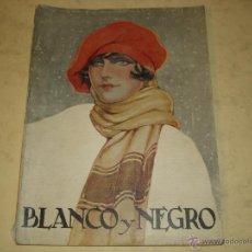 Coleccionismo de Revista Blanco y Negro: BLANCO Y NEGRO Nº 1809 - ENE. 1926 . Lote 53039441
