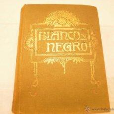 Coleccionismo de Revista Blanco y Negro: REVISTA BLANCO Y NEGRO 1927. Lote 53068663