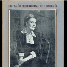 Coleccionismo de Revista Blanco y Negro: XXX SALÓN INTERNACIONAL DE FOTOGRAFÍA. Lote 53258074