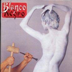 Coleccionismo de Revista Blanco y Negro: REVISTA BLANCO Y NEGRO. Nº 3674.1989. PAUL NEWMAN, MIKEL ERENTXUN,SEAN CONNERY, PEDRO CASALS.... Lote 53326403