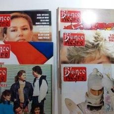 Coleccionismo de Revista Blanco y Negro: REVISTAS BLANCO Y NEGRO LOTE DE 6. Lote 53690989