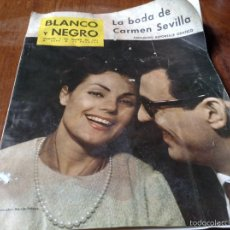 Coleccionismo de Revista Blanco y Negro: BLANCO Y NEGRO , MARZO 1961, N 2548. Lote 53691750