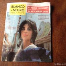 Coleccionismo de Revista Blanco y Negro: BLANCO Y NEGRO ABRIL 1961, N 2555. Lote 53691987
