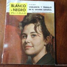 Coleccionismo de Revista Blanco y Negro: REVISTA BLANCO Y NEGRO ABRIL 1961. Lote 53692314