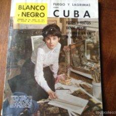 Coleccionismo de Revista Blanco y Negro: BLANCO Y NEGRO ABRIL 1961 N 2556. Lote 53692410