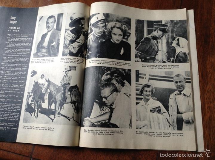 Coleccionismo de Revista Blanco y Negro: Blanco y negro mayo 1961 n 2559 - Foto 6 - 53692871