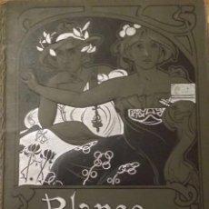 Coleccionismo de Revista Blanco y Negro: REVISTA BLANCO Y NEGRO TOMO 1901. Lote 53792432