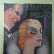 Collezionismo di Rivista Blanco y Negro: BLANCO Y NEGRO Nº 2177. 1933.. Lote 54194097