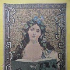 Coleccionismo de Revista Blanco y Negro: BLANCO Y NEGRO Nº 602. 1902.. Lote 54225487