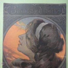 Coleccionismo de Revista Blanco y Negro: BLANCO Y NEGRO Nº 597. 1902.. Lote 54225556