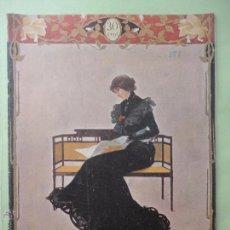 Coleccionismo de Revista Blanco y Negro: BLANCO Y NEGRO Nº 598. 1902.. Lote 54226119