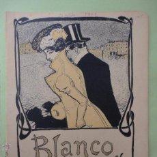 Colecionismo de Revistas Preto e Branco: BLANCO Y NEGRO Nº 547. 1901.. Lote 54230049
