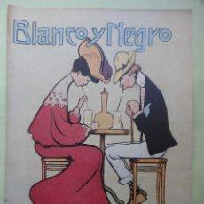 Colecionismo de Revistas Preto e Branco: BLANCO Y NEGRO Nº 734. 1905.. Lote 54262885