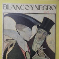 Collezionismo di Rivista Blanco y Negro: BLANCO Y NEGRO Nº 1358. 1917.. Lote 54324802