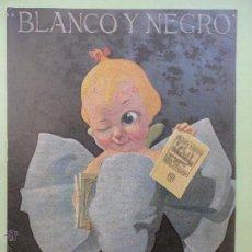 Colecionismo de Revistas Preto e Branco: BLANCO Y NEGRO Nº 1362. 1917.. Lote 54325600