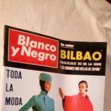 Coleccionismo de Revista Blanco y Negro: REVISTA BLANCO Y NEGRO. Lote 54350776