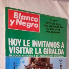 Coleccionismo de Revista Blanco y Negro: REVISTA BLANCO Y NEGRO. Lote 54350966