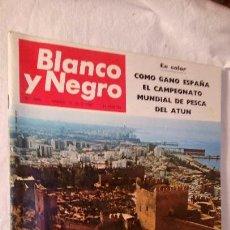 Coleccionismo de Revista Blanco y Negro: REVISTA BLANCO Y NEGRO. Lote 54351170