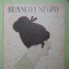 Collezionismo di Rivista Blanco y Negro: BLANCO Y NEGRO Nº 1403. 1918.. Lote 54514232